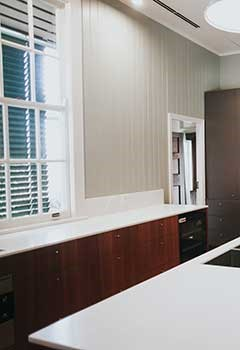 Best Faux Wood Blinds For Berkeley Kitchen